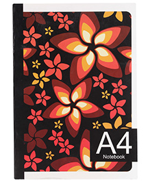 Chitra A4 Exercise Notebook - 96 Pages 29.5 x 21 x 0.5 cm