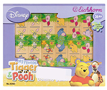 Simba Eichhorn My Friend Tigger And Pooh Domino - 28 Pieces
