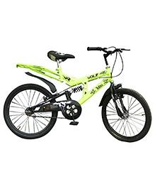 Tobu Wolf Shock Sea Green Bicycle - 20 inch