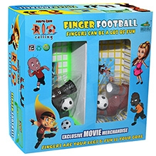 Chhota Bheem Mighty Raju Fingre football