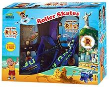 Chhota Bheem Mighty Raju Roller skates - Blue