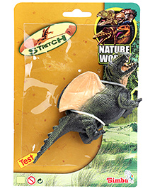 Simba Nature World Stretchable Dragon Green- 18 cm