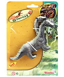 Simba Nature World Stretchable Dragon Grey- 18 cm