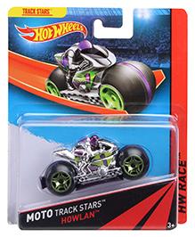 Hotwheels Moto Track Stars Howlan