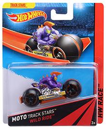 Hotwheels Moto Track Stars Wild Ride