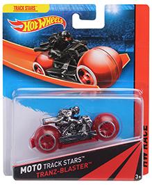 Hotwheels Moto Track Stars Tranz Blaster