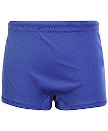 Veloz Plain Swimming Trunks - Royal Blue