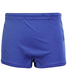 Veloz Plain Swimming Trunks - Royal Blue