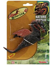 Simba Nature World Stretchable Dragon - 18 cm