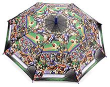 Fab N Funky Kids Umbrella Multi Color - Players Print