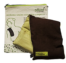 Omved Soothing Grains Shoulder Compress