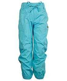 Cool Quotient Cotton Cargo Pant Turquoise Blue - Size 6 Months