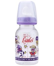Littles Mini Designer Feeding Bottle 125 ML
