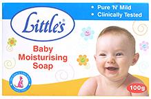 Little's - Baby Moisturising Soap