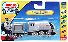 Thomas And Friends Spencer Collectible Railway