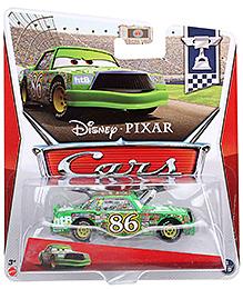Disney Pixar Cars Chick Hicks 86 Green Model