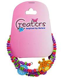 Creation Wildrepublic Bracelet - Giraffe