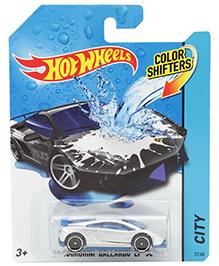 Hotwheels Color ShifterLamborghini Gallardo Car