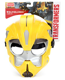 Transformers Bumblebee Mask - Yellow