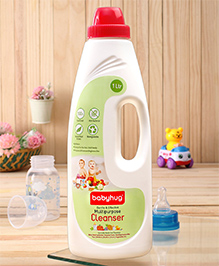 Babyhug Liquid Multi Purpose Cleanser - 1000 ml