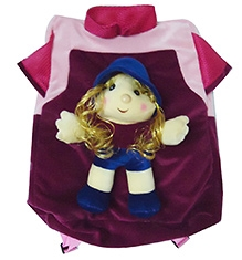 Hello Toys T Shirt Girl Soft Bag