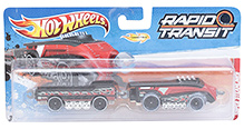 Hotwheels Rapid Transit Steam Liner
