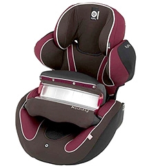 Kiddy Energy Pro Henna 47 x 67 x 43 cm, comfortable and light weight car seat for your little...