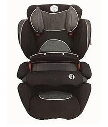 Kiddy Comfort Pro Phantom Car Seat - Black - 9 Months+