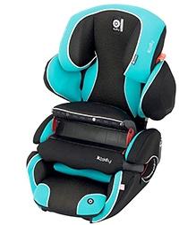 Kiddy Guradian Pro 2 HAWAII Car Seat - Blue