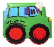 Tractor Tim - Bath Book