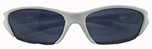Angel Glitter Kids Sunglasses - Cold Grey