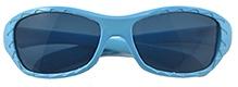 Angel Glitter Kids Sunglasses - Blue