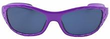 Angel Glitter Kids Sunglasses - Purple