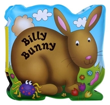 Billy Bunny - Bath Book