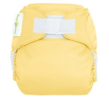 Bum Genius Hook And Loop Cloth Diaper Butternut