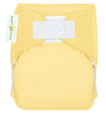 Bum Genius Newborn Cloth Diaper Butternut
