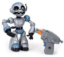 WowWee Robot Zombie Silver Color - Height 31 cm