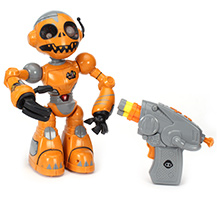 WowWee Robot Zombie Orange Color - Height 31 cm