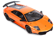 Rastar Lamborghini Murcielago LP 670 4SV Remote Controlled Car - Orange