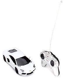Rastar Lamborghini Aventador LP 7004 Remote Controlled Car - White