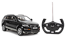 Rastar Audi Q7Remote Controlled Car - Black