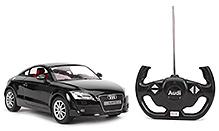 Rastar Audi TT Remote Controlled Car - Black