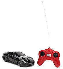 Rastar Ferrari 599 GTO Remote Controlled Car - Black