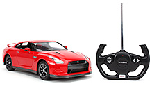 Rastar Nissan GTR Remote Controlled Car - Red
