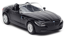 Rastar BMW Z4 Scale Model Black