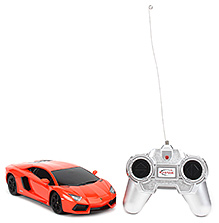 Rastar Lamborghini Aventador LP 700 Remote Controlled Car - Orange