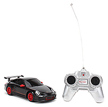 Rastar Porsche GTS RS Remote Controlled Car - Black