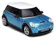 Rastar Minicoopers Remote Control Car