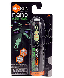 Hexbug Nano Galileo Series Glows In Dark