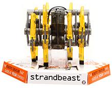 Hexbug Strandbeast - Yellow